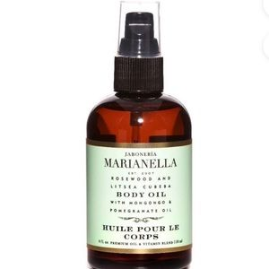 2/$60 Marianella Body Oil New Full Size